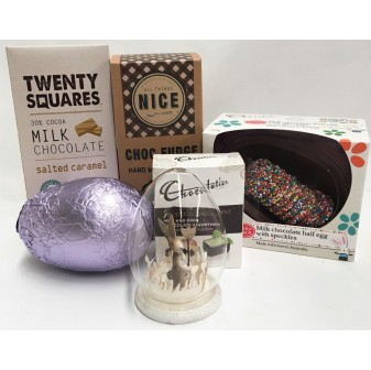 Deliciously Assorted Easter Hamper