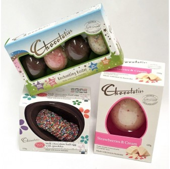 Chocolatier Easter Egg Special Packs