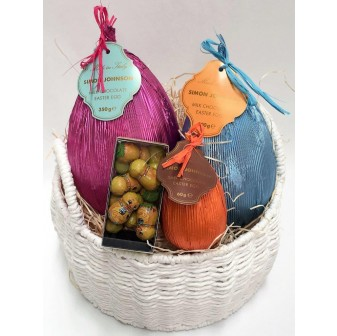 Simon Johnson Easter Egg Basket