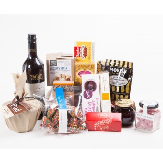 Buy christmas hampers melbourne xmas hampers melbourne love to party negle Images