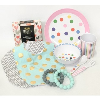 Bubba's Meal Time - Baby Gift Hamper