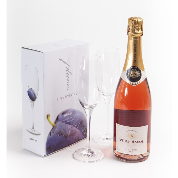 Only Way Up - Veuve Ambal Cuvee Rose