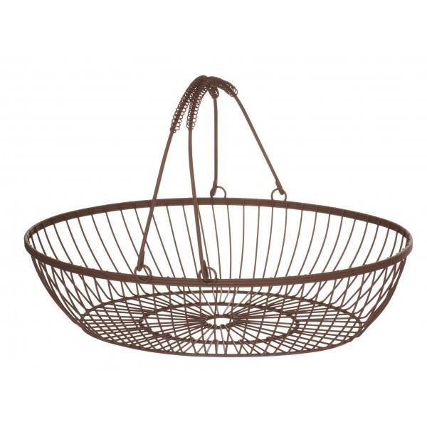 Stephanie Alexander's Large Oval Basket