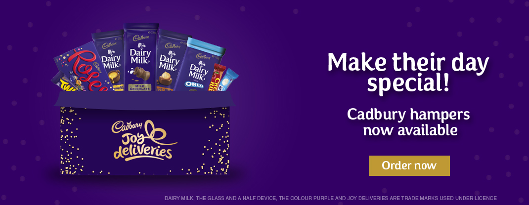 Cadbury Joy Deliveries - Generic
